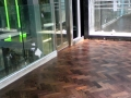 Wenge Parquet Floor in Choice Westfield Shopping Centre