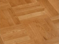Parquet Battens laid in Basket Weave